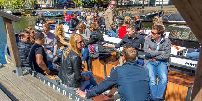 Opstapplaatsen Rondvaart Den Haag