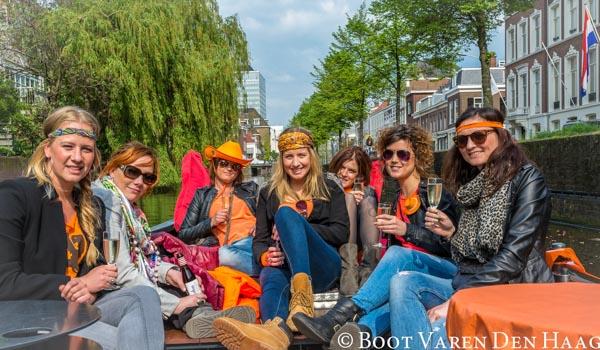 Tarief rondvaart Den Haag