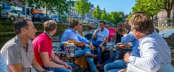 info rondvaart Den Haag en Scheveningen