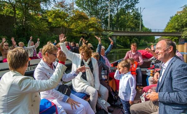 Rondvaart Den Haag uitjes