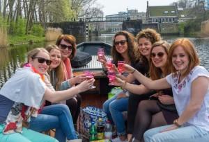 Algemene Voorwaarden Boot Varen Den Haag Rondvaart Sloep Huren