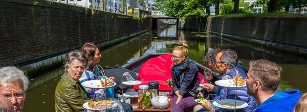 Lunch Den Haag - Lunch Scheveningen - Rondvaart Den Haag