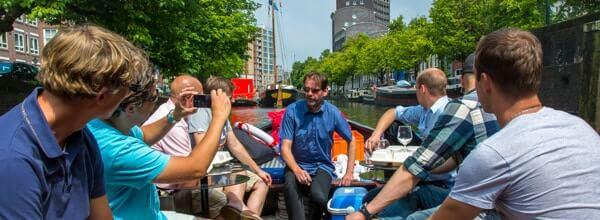 Bierproeverij Den Haag Rondvaart