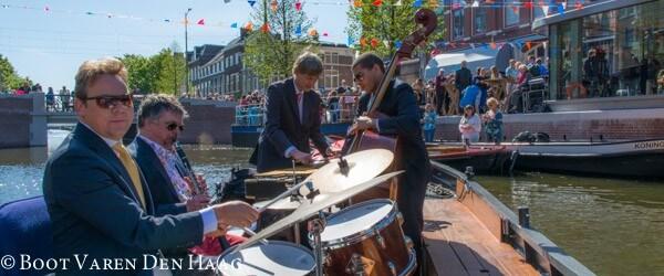 jazz in nieuwe gracht Den Haag Noordwal Veenkade