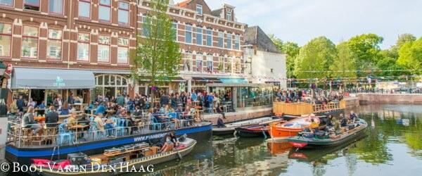 nieuwe gracht veenkade Den Haag