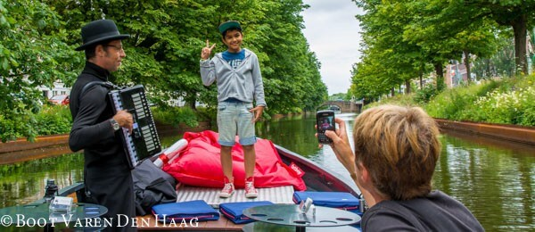 Vaartoeristen Den Haag Scheveningen