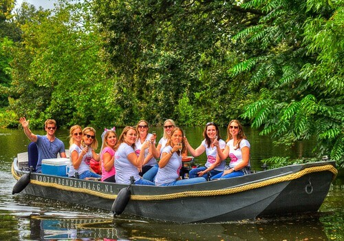 Contact Boot Varen Den Haag - Rondvaart Den Haag