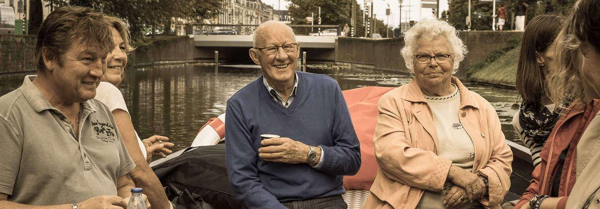 Rondvaart Scheveningen boot huren