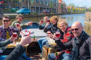 arrangementen Bierproeverij Boot Den Haag mannen