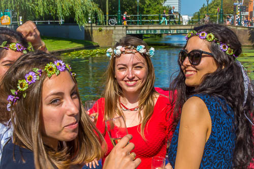 Picknick Den Haag vriendinnenweekend idee tip