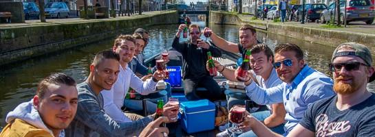 Bier Boot Den Haag