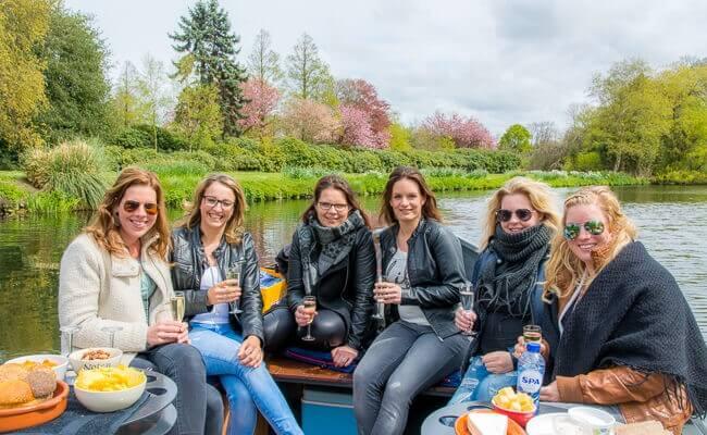 Vaarroutes Haagse grachten Den Haag Rondvaart
