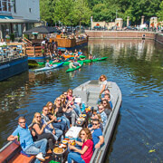 Idee bedrijfsuitje Den Haag Scheveningen
