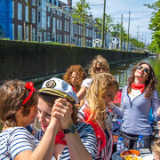 Vrijgezellenfeest in Den Haag Scheveningen