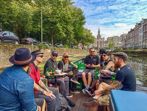 vrijgezellenfeest mannen tips Den Haag