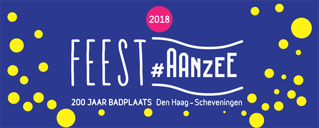 Feest Aan Zee 2018 Rondvaart Den Haag Scheveningen Boot Varen Den Haag