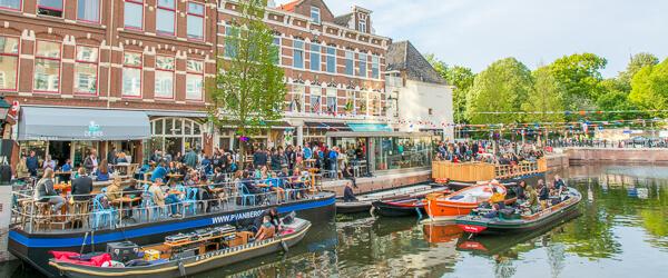 Rondvaart opstapplaatsen Den Haag Scheveningen hop on hop off Den Haag