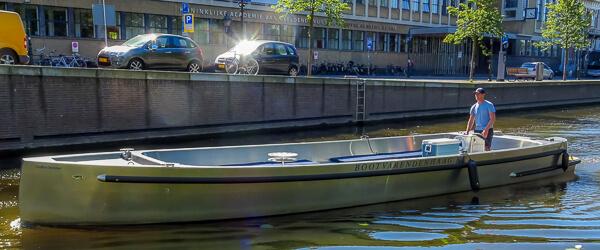 Elektrisch Varen Den Haag Duurzaam bedrijfsuitje