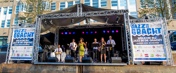 Festival Jazz in the Canal The Hague