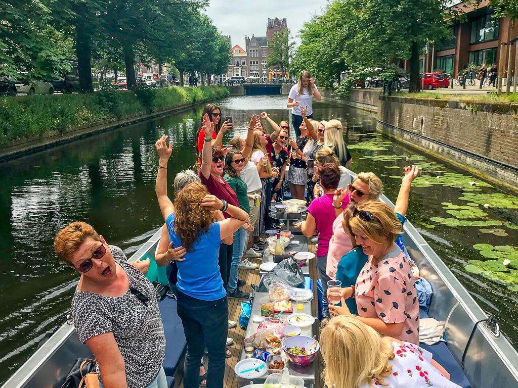 Bootje Huren Den Haag