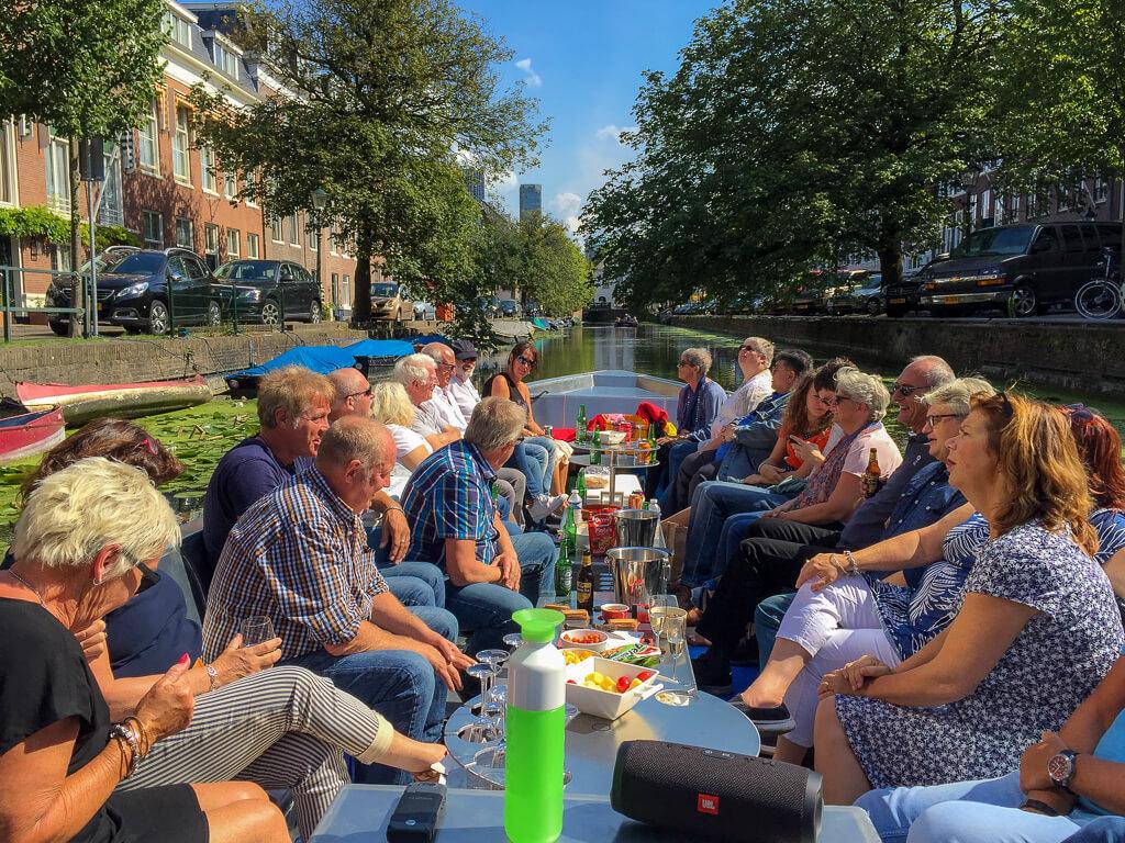 Foto Rondvaart Den Haag