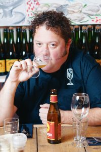 biersommelier-Arvid-Bergström-bierproeverij Den Haag