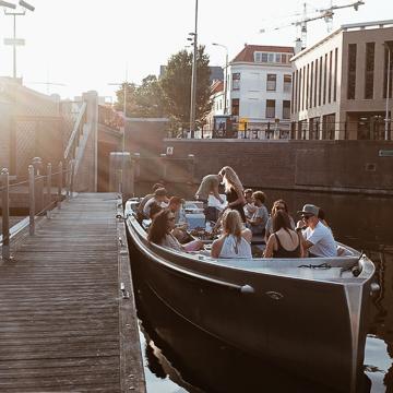 Rondvaart Den Haag met eten arrangementen