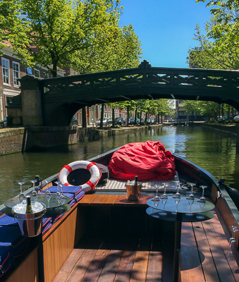 Varen van Den Haag naar Delft en Leidschendam-Voorburg
