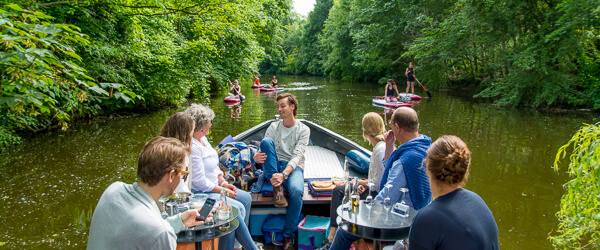 Book Canal Cruise The Hague