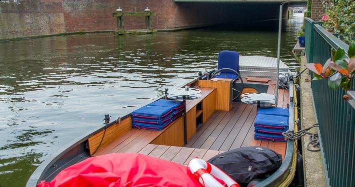Rondvaartboten 12 personen in Den Haag Scheveningen