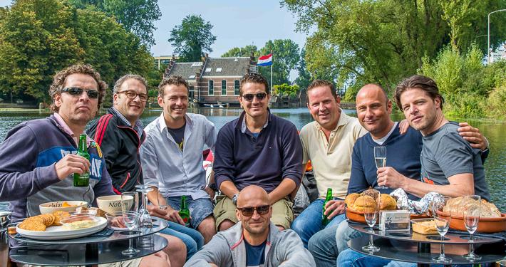 rederij Boot Varen Den Haag Rondvaart