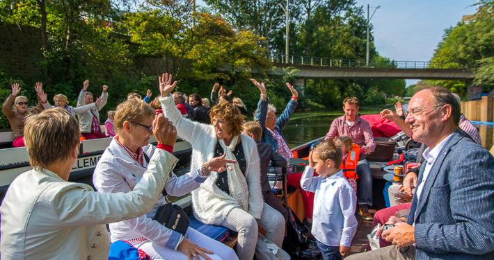 Leukste familie uitje in Den Haag Scheveningen Zuid Holland