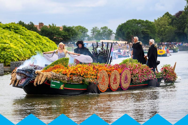 Rondvaart Den Haag Varend Corso