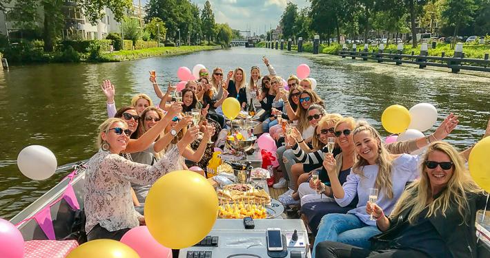 Rondvaart van Den Haag naar Delft