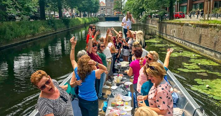 Vriendinnenweekend doen in Den Haag