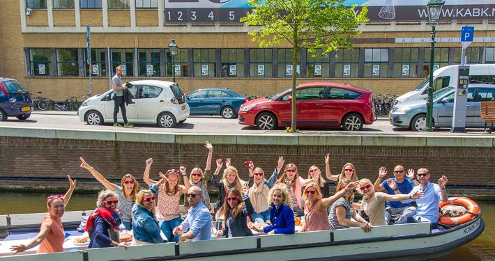 vrijgezellenfeest in Den Haag Scheveningen en Delft