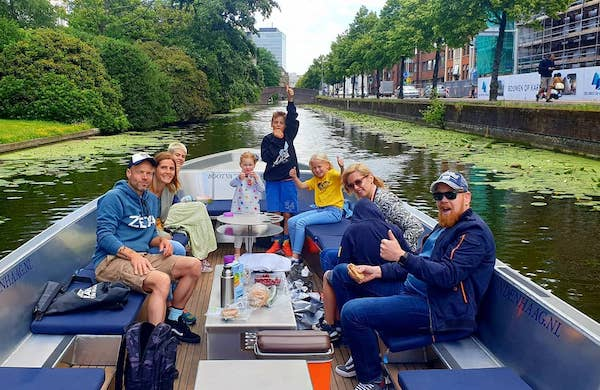 Boat Tour Den Haag Covid-19 Corona Proof Cruise