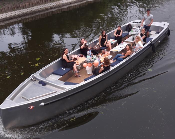 Rondvaarten Avondvaarten Agenda Den Haag