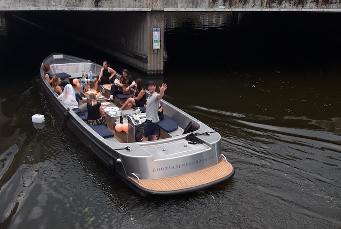 Rondvaartorganisatie Boot Varen Den Haag - Rondvaart Scheveningen
