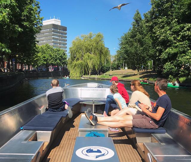 Koningsdag activiteit Den Haag Coronaproof buiten uitje met gezin