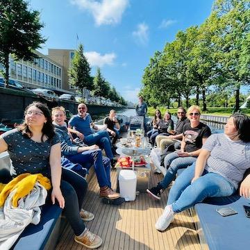 Coronaproof arrangement Den Haag