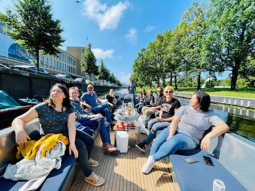 Coronaproof bedrijfsuitje activiteit Den Haag