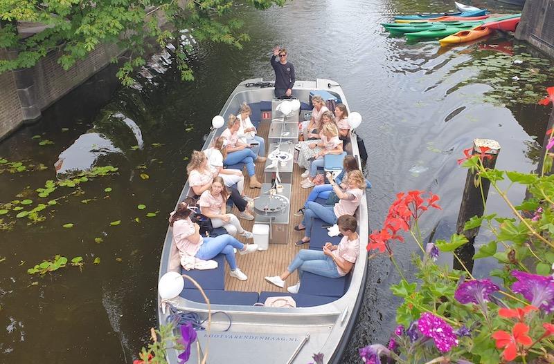 Canal Cruise The Hague Bierkade